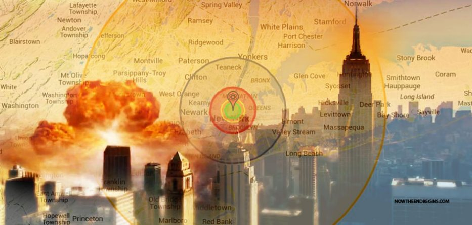 united states government simulate nuclear blast manhattan operation gotham shield