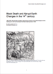 Black Death and Abrupt Earth Changes pdf