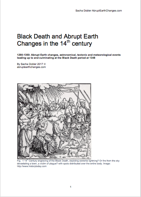 Black Death and Abrupt Earth Changes Jan 2018 pdf