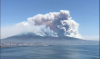 Mount Vesuvius wild fire 2017 image: the local.it