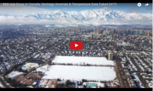 Anomaly & Temperature Data Faked. Adapt 2030