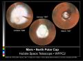 Mars North Polar Cap 1997