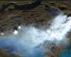 Wildfire Greenland Aug 2017