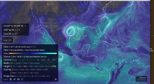 Tropical Storm Harvey