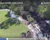 Florida Sinkhole after Hurricane Irma