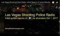 Las Vegas Shooting Police Radio: reports of multiple shooters