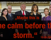 Trump Calm before the Storm