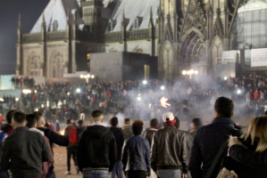 Cologne 2015 sexual assaults