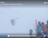 ski lift Strom Burglind 2018 Gaschurn (Montafon)