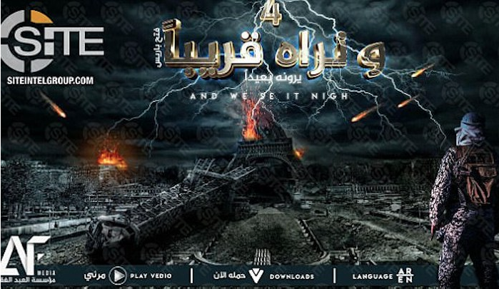 ISIS Paris 2018