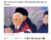 Washinton Post Philip Bump Pence North Korea