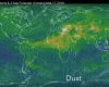 Greece Sahara Dust 3-17-2018
