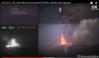Mount Shinmoedake volcano lightning 5-4-2018