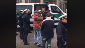 Gudio Reil arrested AfD
