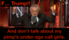 Robert de Niro F. Trump!