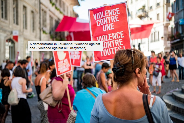 "Geneva: Women beaten and severely injured by gang of ""men"""