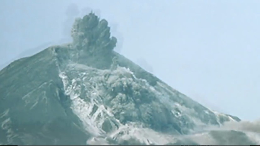 Portland Oregon Volcanoes