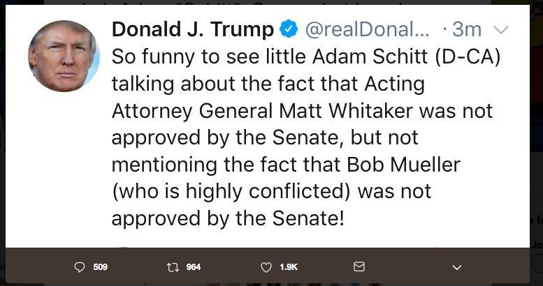 Little Adam Schitt: 2018-11-19