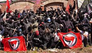Antifa Terror Germany