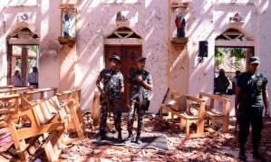 Sri Lanka Church Attacks