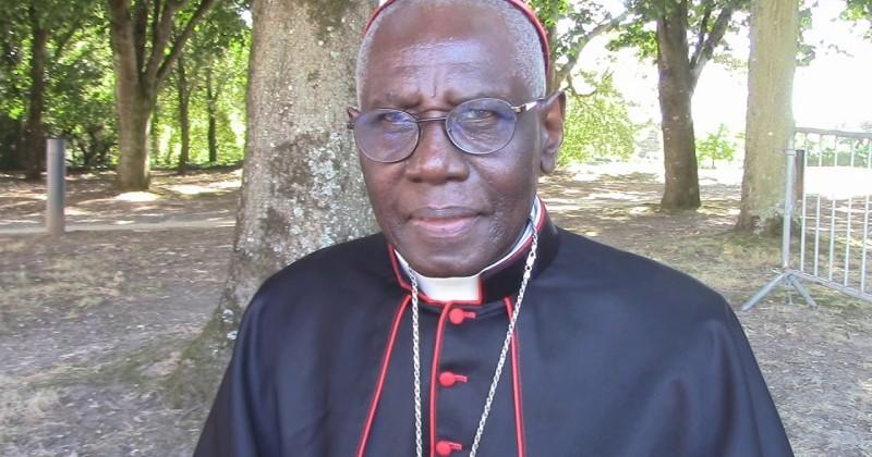 Vatican Cardinal Robert Sarah