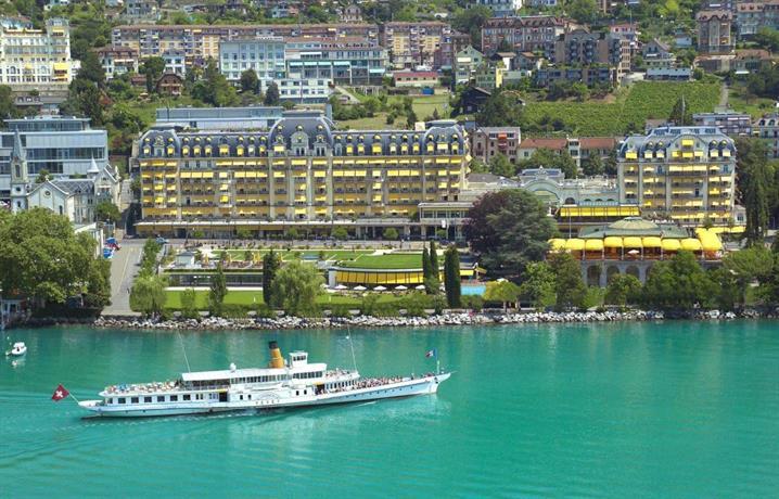 Montreux Bilderberg Meeting 2019, Image hotelscombined.de