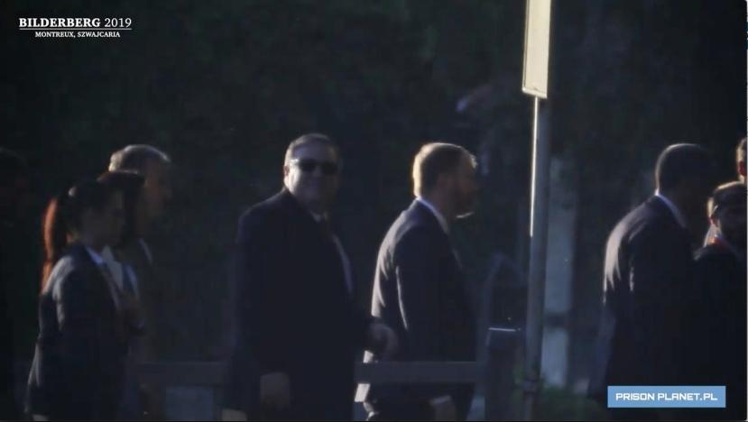 Bilderberg 2019 Pompeio