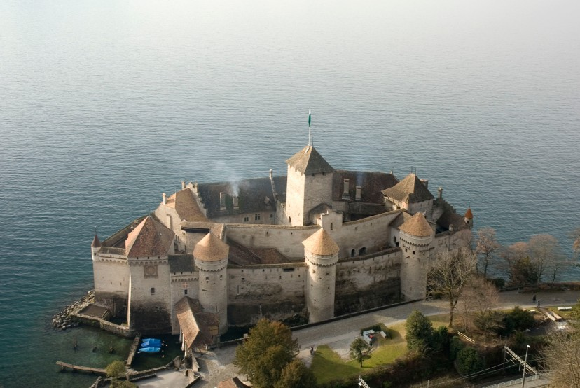 Chateau Chillon. Image- oddcitiess.com