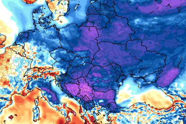 Electroverse, European summer  temperatures 2019