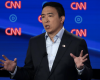 Andrew Yang move to higher ground