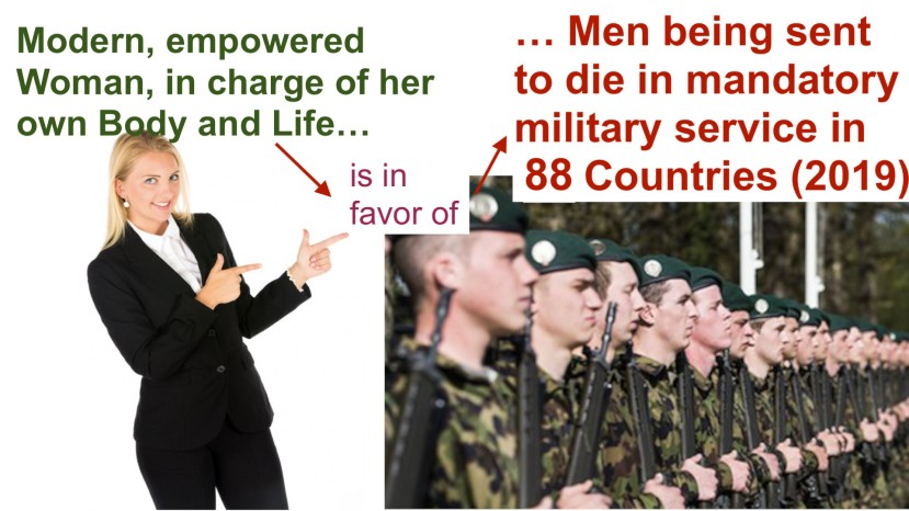 feminists for conscription