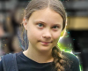 Climate Child abuse victim Greta Thunberg