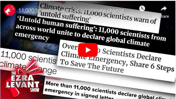 Rebel Media Climate Crisis