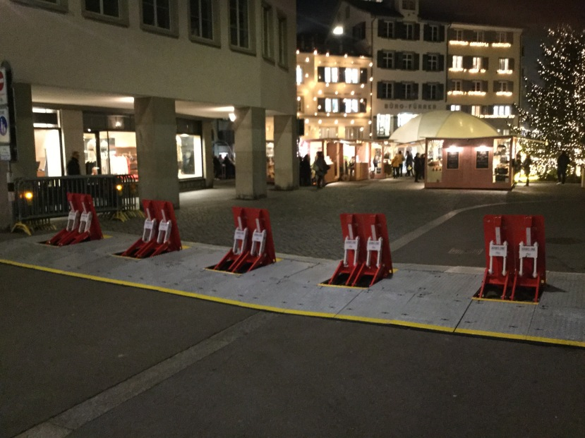 Zurich Christmas Market Nov-24- 2019 Munsterhof
