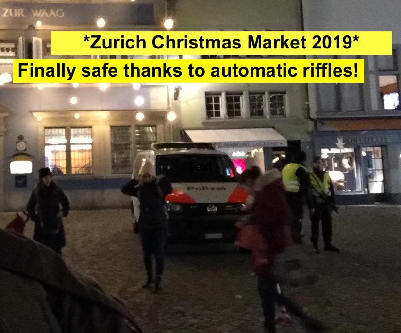 Zurich Christmas Market 2019 police .jpeg