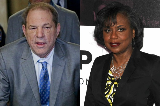 Harvey Weinstein AnitaHill image- thewrap.com