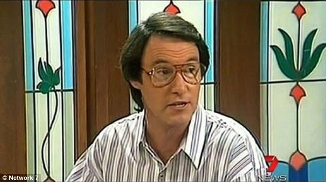 Robert Hughes in Hey Dad! sexual assault on chidren