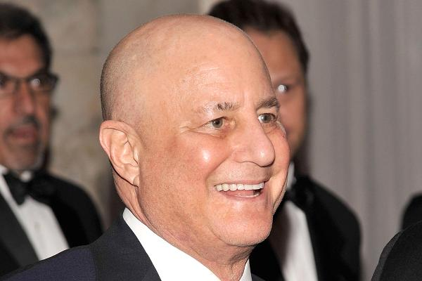 Ronald Perelman, listed in Epstein profile in Vanity Fair magazine
