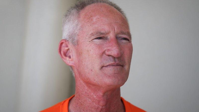 Steve Dickson Australia stip club scandal
