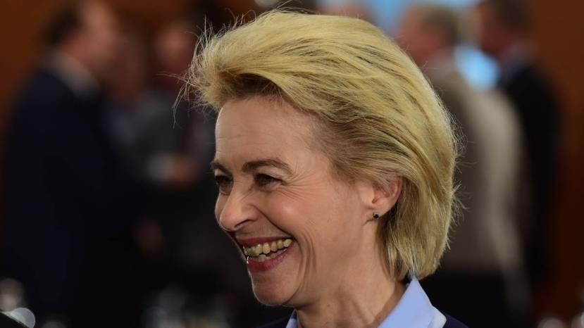 Ursula von-der-leyen EU
