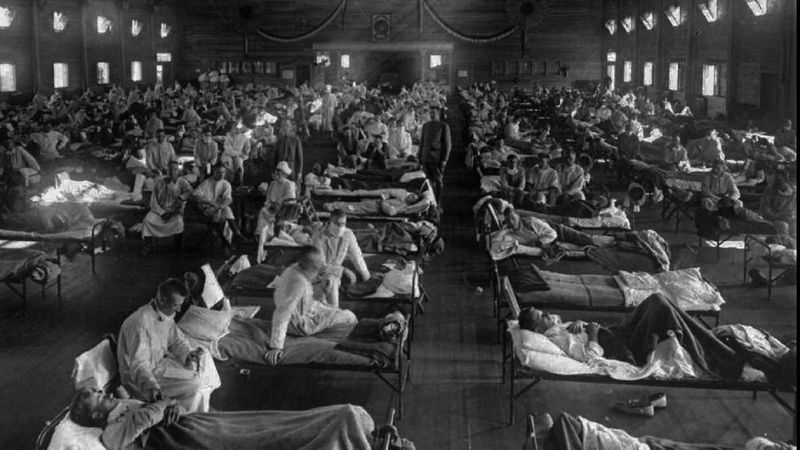 Spanish-flu-pandemic-1918 image- gulfness.com