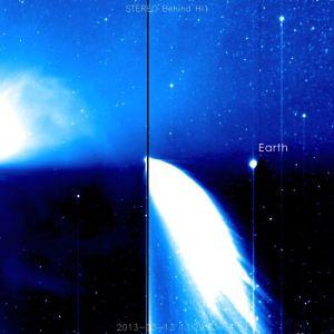 Comet Pan-STARRS 2013