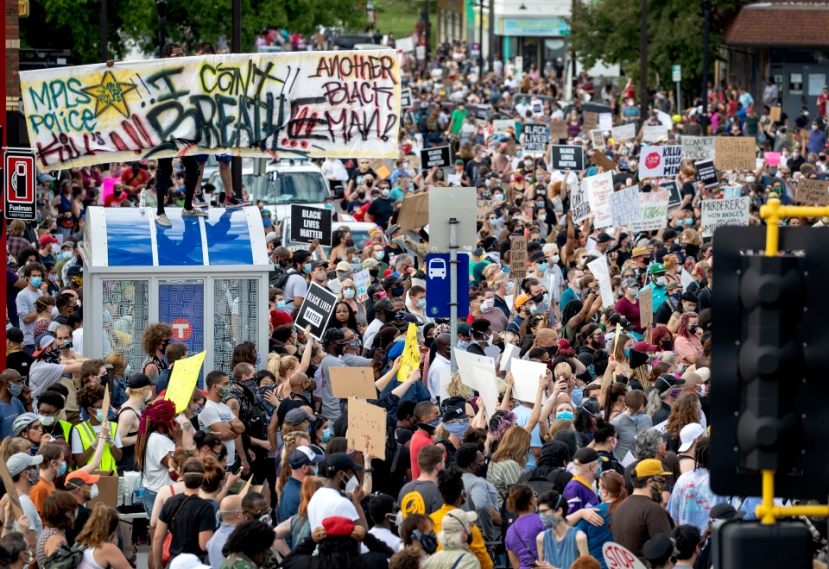 Minneapolis Riots 2020