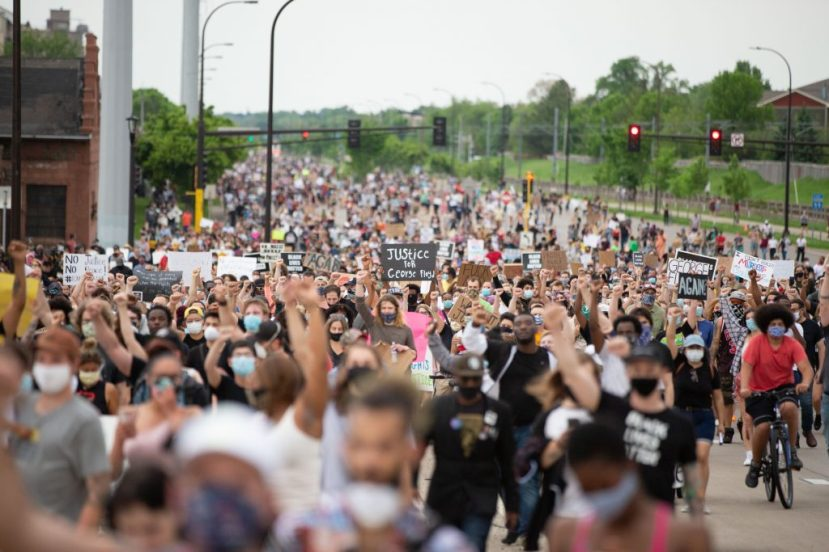George-Floyd-Protest