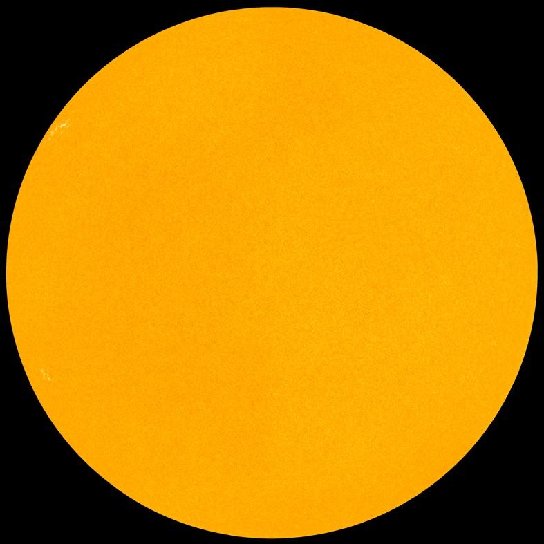 Solar Minimum 5-18-2020