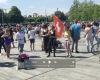 Zurich May 9 2020 Anti-Lockdown Protest