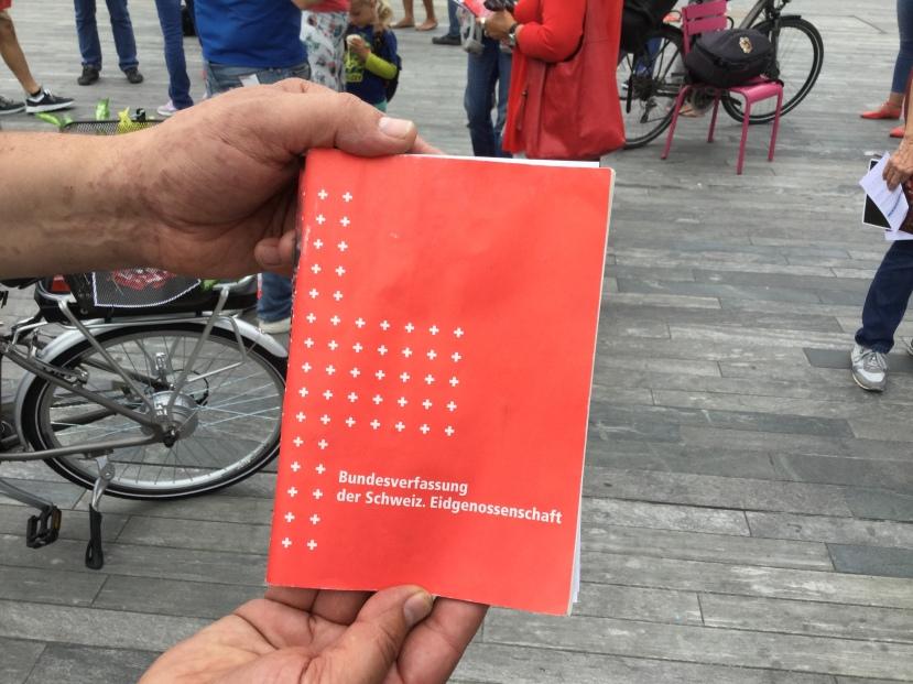 Swiss constitution